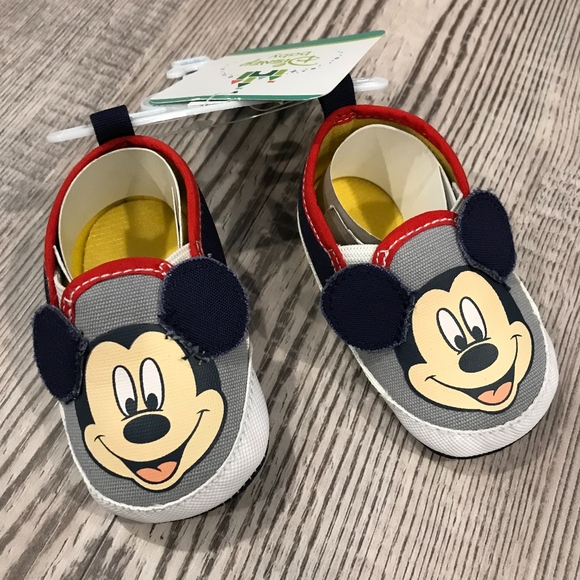 Sale Mickey Mouse Canvas Sneakers